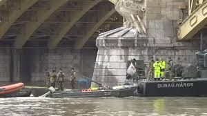 Death toll in Budapest tour-boat tragedy rises to 19