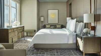Four Seasons Hotel New York Downtown Launches the LocA-LIST Package for 2019 Weekend Staycations