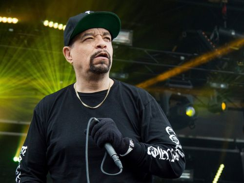 Rapper Ice-T says he almost 'shot' an Amazon delivery driver