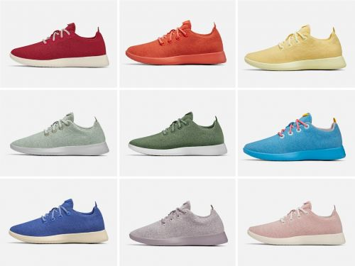 Allbirds just dropped 24 limited-edition throwback colors of its popular wool sneakers today