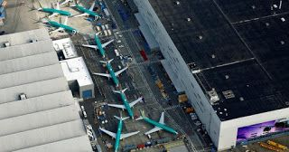 China forms task force to review design changes to Boeing 737 MAX
