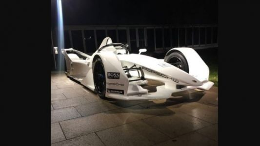 Porsche's New Formula E Racer Is Here