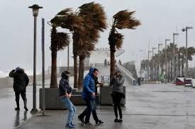 UK foreign office warns travelers to Spain about weather conditions