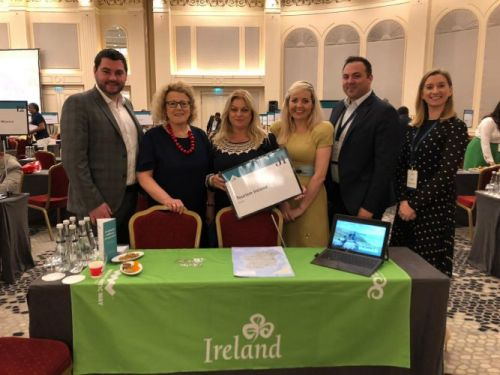 Tourism Ireland and partners attend the Private Luxury Forum in Turkey