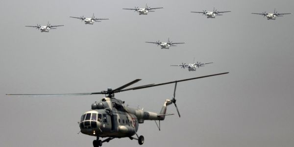 The US could sanction Mexico if it buys helicopters from Russia, US official says