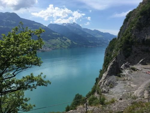 Walensee 8° - Geocache of the Week
