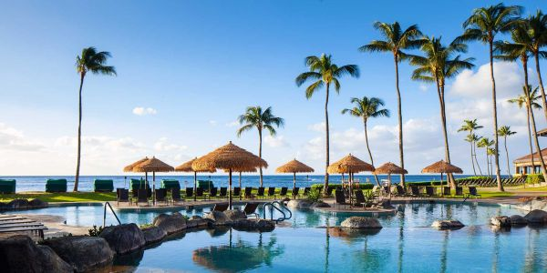 Hotel Pool vs. Beach Showdown: Where Would You Rather Kick Back and Cool Off?
