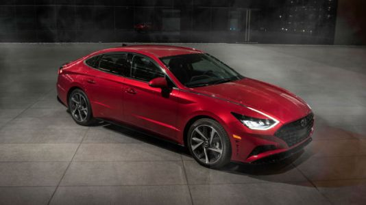 The New Hyundai Sonata Will Eventually Get the N Line Performance Treatment With a 275-HP Turbo