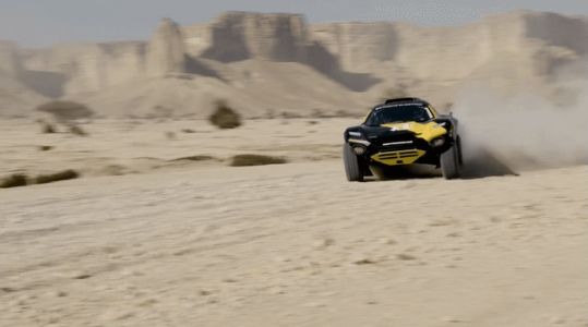 Ken Block Ran The Extreme E Electric Race Truck In The Last Stage Of The Dakar Rally And Did Pretty Okay