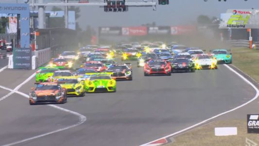 Watch the 24-Hour Nürburgring Race Live Right Here Right Now