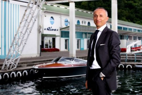 Alberto Galassi on Manning the Helm at Ferretti Group