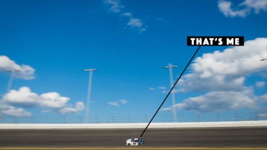 What It's Like to Race in the Daytona 500