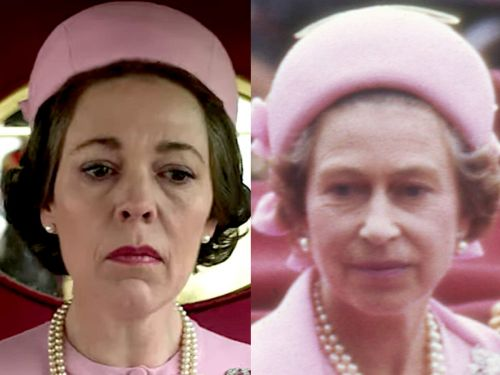 Olivia Colman transforms into Queen Elizabeth II in the first trailer for season 3 of 'The Crown'