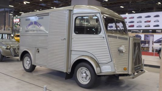 Please Stop Using Citroën H Vans as Food Trucks