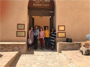 Familiarization trip to Oman for Travel Agents