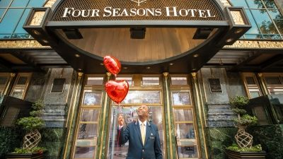 Love is All Around at Four Seasons Hotel Cairo at The First Residence