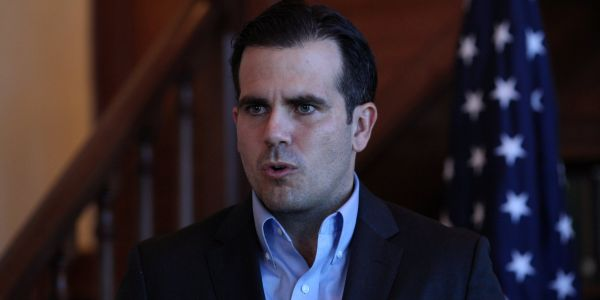 Puerto Rico Governor Ricardo Rosselló announces that he will officially leave office on August 2