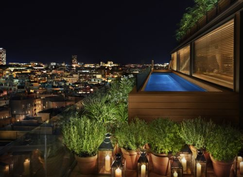 New Hotel in Spain: The Barcelona EDITION