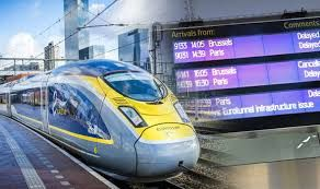 Eurostar ending its agreement with Deutsche Bahn
