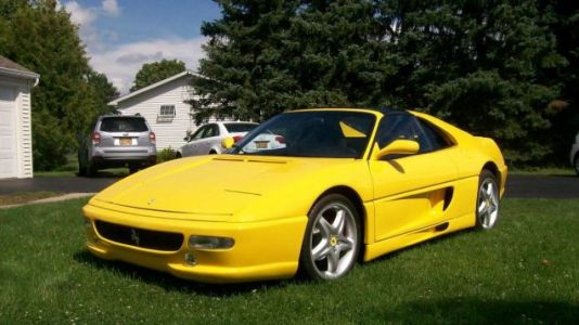 """At $16,000, Is This 1993 """"Ferrari F355GTS"""" A Faker That's A Real Deal?"""