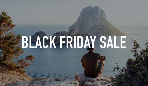 Black Friday Sale: Get up to 50% off!!