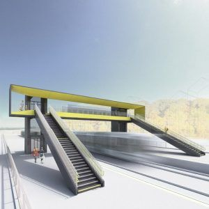 Winner Announced In The Network Rail Footbridge Design Ideas Competition
