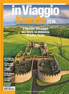 Downhill Demesne is 'cover star' on popular Italian travel magazine