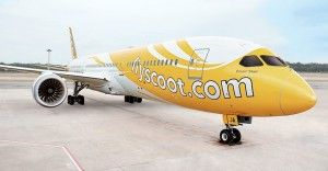 Scoot announces new flights to Indian cities