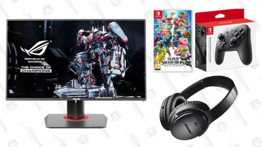 Rakuten's Sitewide Sale Means Tons of Rare Gaming and Gadget Deals