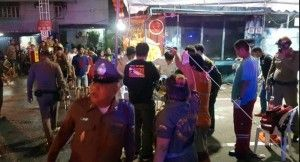 Thai teenage gang shootout near Bangkok's Watergate Pavilion kills an Indian tourist