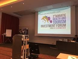 The 2nd Health and Tourism Investment Forum starts at Zagreb