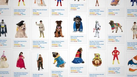 Dress Up Your Kids and Your Pets With This One-Day Amazon Sale