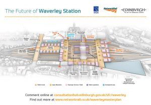 Last Chance To Give Your View on Waverley Masterplan