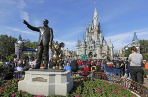 Smokers and large strollers banned in Disney parks