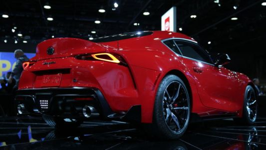 Here's Where Toyota and BMW Parted Ways on the New Supra