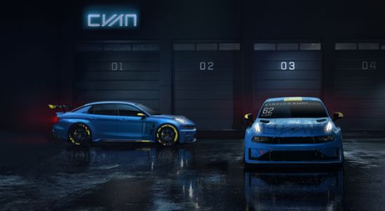 Lynk & Co Makes a Surprising Entry Into Motorsports With Cyan Racing Partnership and a 500 HP Concept Car