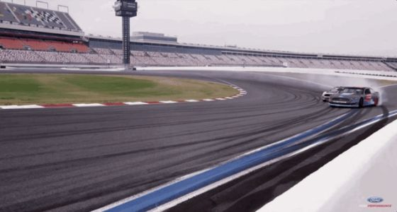 This Video Proves NASCAR Would Be A Lot Better If Drivers Had to Drift the Roval