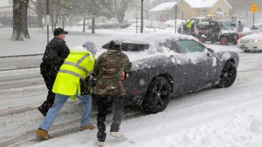 A Texan's Disastrous First Snowy Drive of the Year