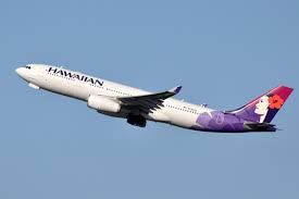 Hawaiian Airlines launches new flight route from Aloha to Boston