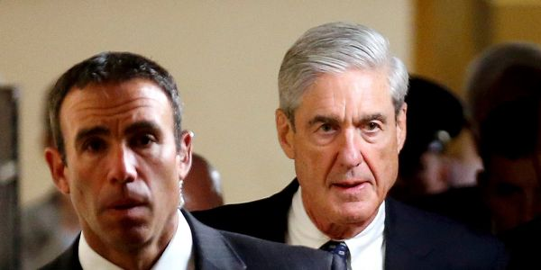 Robert Mueller has turned in his full report on the Russia investigation to the attorney general