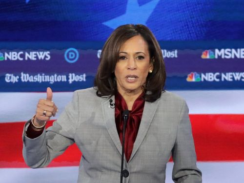 Kamala Harris has more billionaire donors than any other Democrat running for president