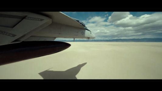 Top Gun: Maverick Is Here With More Plane Action Than You Thought Possible