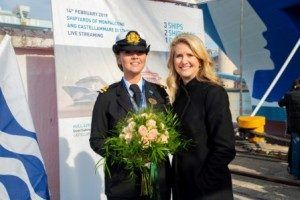 Princess Cruises showcases making of three new royal-class ships at Fincantieri Shipyard