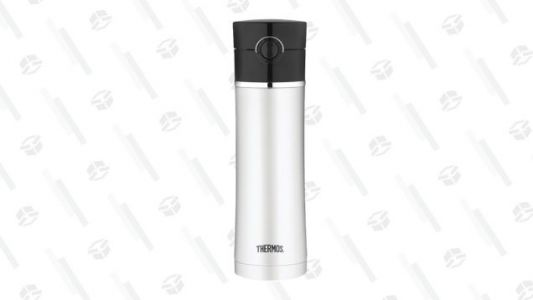 Keep Your Tea Warm With This $12 Thermos Bottle