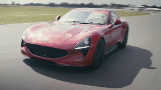 TVR Just Sells This Incredible Noise Now