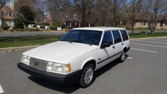 At $3,500, Is This a 1992 Volvo 940 Turbo Estate That's Broken-In But Won't Break The Bank?