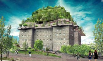 Former German bunker to be transformed into a luxury hotel