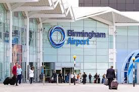 Birmingham Airport sets October passenger record in 79 years