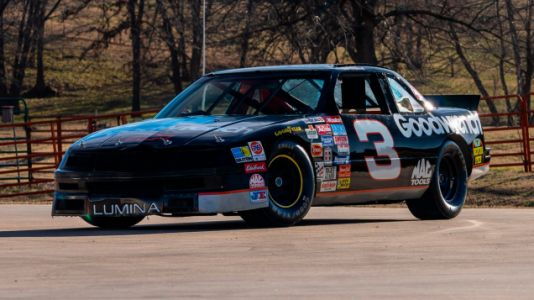 NASCAR Team Says Dale Earnhardt Sr. Race Cars at Mecum Auctions Are 'Not What They Claim to Be'