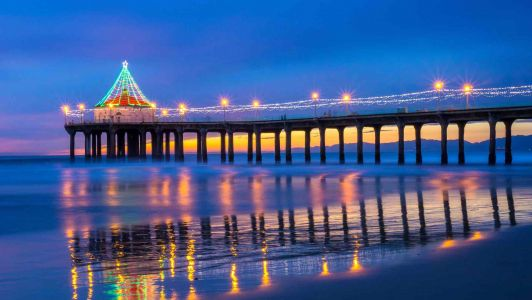 Get Cozy Close to Home on Holiday Staycations Across the U.S